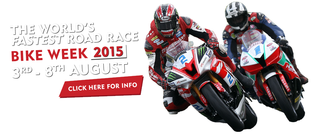 Ulster Grand Prix Vistors Guide