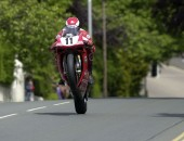 James Courtney TT 2000