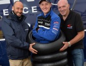 Harrison hoping to be in the hunt at the Metzeler Ulster Grand Prix   Bradford racer Dean Harrison is confident that heÕll be able to challenge for wins at the Metzeler Ulster Grand Prix as he continues testing and development on the new Yamaha R1.   Harrison said: ÒWeÕre right where we expected to be and IÕm doing loads of miles on the bike between now and the Ulster. IÕll be out at the Southern 100 and Scarborough, plus weÕve got some test sessions lined up as well.   ÒIÕm looking forward to the Metzeler Ulster Grand Prix because I know weÕll be on the pace and I think the track will really suit the bike. ItÕs a fast circuit but itÕs really smooth with a consistent surface I think thatÕs going to be perfect for the Yamaha.  Pictured is Dean with Stefano Penna, Research & Development at Metzeler and Noel Johnston, Clerk of the course at the Metzeler Ulster Grand Prix.