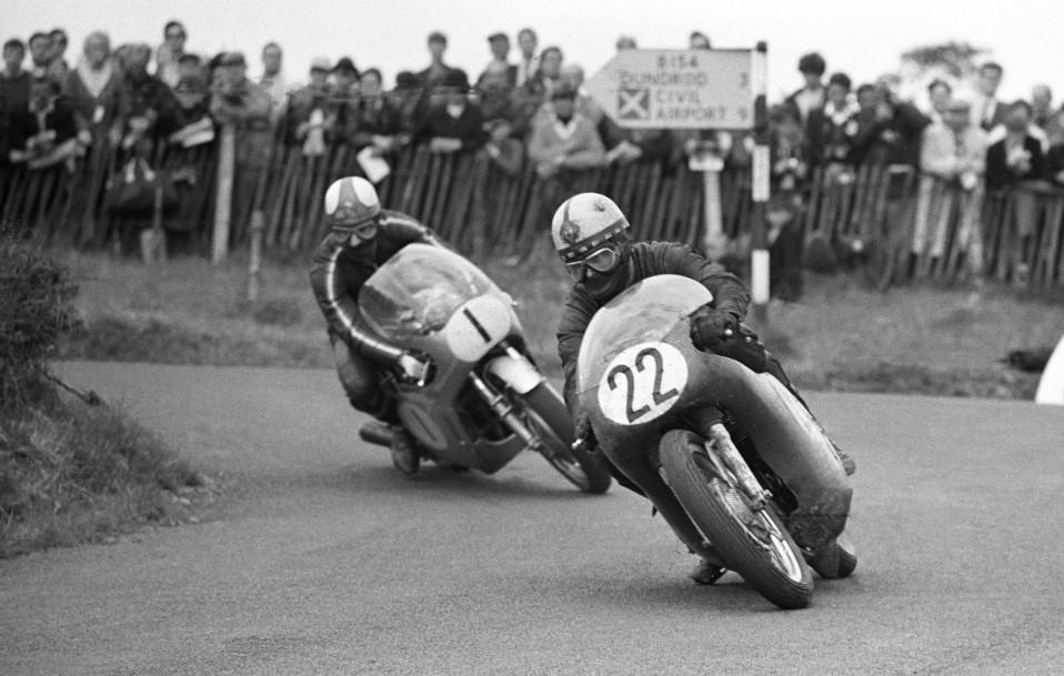 Ulster Grand Prix Legend Mike Hailwood Ulster Grand