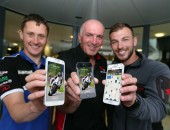The Metzeler Ulster Grand Prix gets an 'app-grade'   The Metzeler Ulster Grand Prix has announced a new partnership with app developers FanZone to launch a brand new mobile app in time for Bike Week 2015.  The app, which is free and available to download now on the Apple app store and Google Play, includes access to the latest news and photos on the go, online support for any queries they have during Bike Week and even offers fans the unique opportunity to share lifts and travel arrangements with others.   Pictured launching the app are racers Dean Harrison and Paul Jordan with Noel Johnston, Clerk of the Course at the Metzeler Ulster Grand Prix.