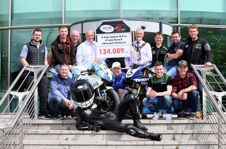 Mce Bike Insurance >> Stage set for another epic shoulder to shoulder battle at the 2017 MCE Ulster Grand Prix ...